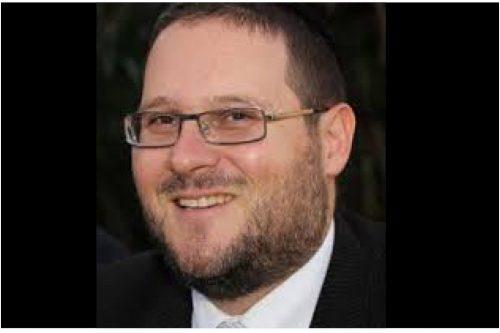 Rabbi Matthew Liebenberg