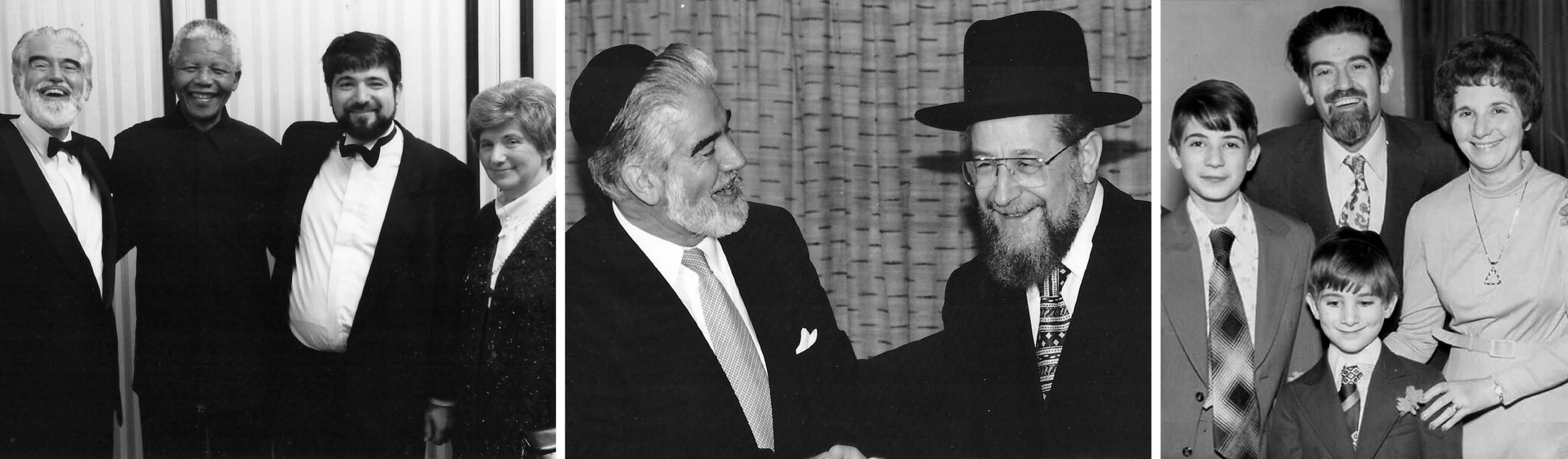 Chief Rabbi C K Harris